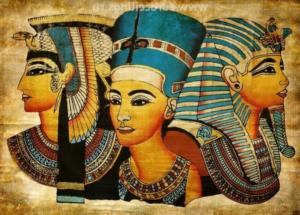Основы древних религий Египта и Руси