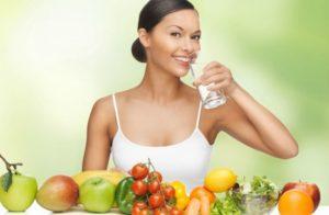 Сыроедение для похудения: меню диеты