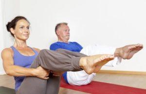 Йога При Варикозе - 5 Асан Против Болезни