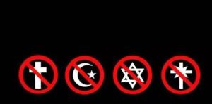 Атеизм, как борьба с нематериальным миром