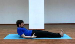 Йога для лечения межпозвоночной грыжи