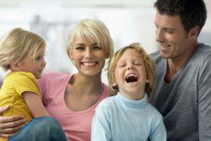 Развитие человека через семью
