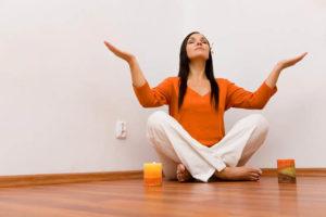 Избавление от стресса и депрессии с помощью медитации