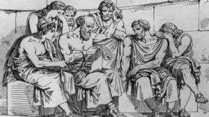 Зарождение философии в Древней Греции