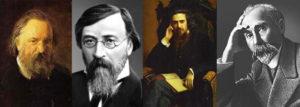 Знаменитые и выдающиеся философы России