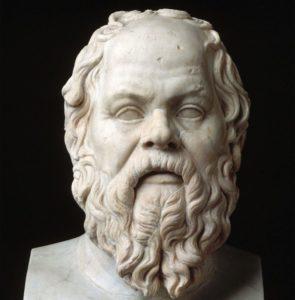 Основные этапы философии Сократа