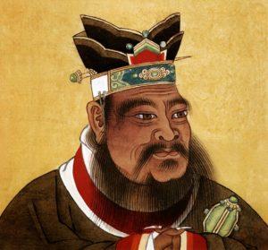 Древнекитайский философ Конфуций