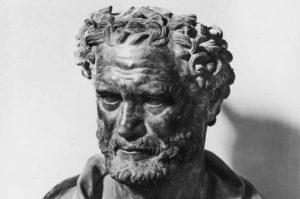 Философия по Демокриту Абдерскому