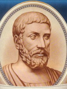 Философская мысль древнегреческой элейской школы