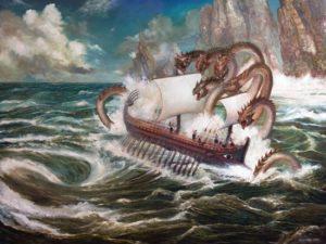 Особенности направлений философии и мифологии