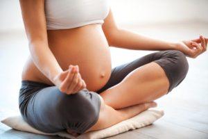 Техники медитации применяемые при беременности