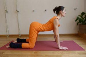 Самые эффективные упражнения йоги от геморроя