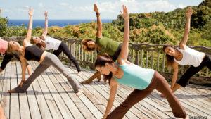 Характерные особенности йоги ретрит
