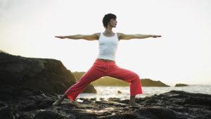 Влияние йоги на здоровье спортсмена