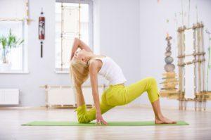 Как снять напряжение для нервной системы, с помощью йоги