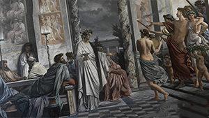 История развития и представители античной психологии