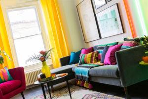 Значение психологии цвета для дизайна и интерьера