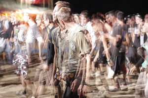 Особенности психологии толпы: способы формирования