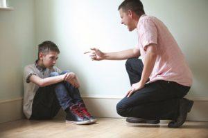 Виды и причины психологического насилия